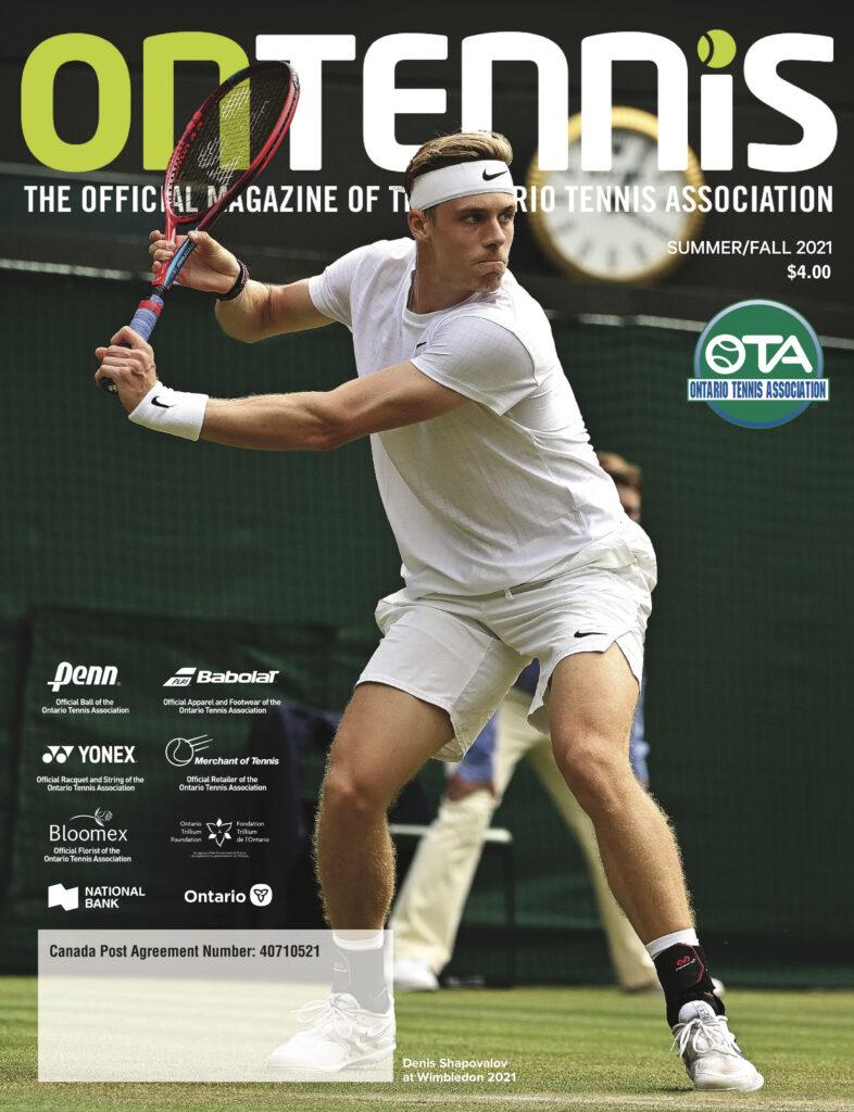 Ontario Tennis 2020 Summer-Fall 2021 1